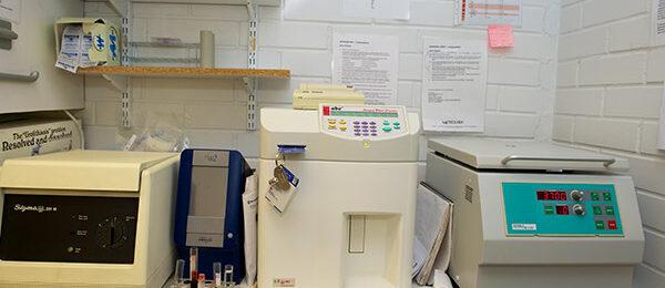 Laboratoriopalvelut
